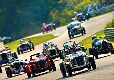 Lime Rock Park Historic Festival  Happening in the Hills