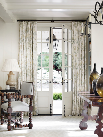 The narrative of design happening in the hills for Home designers atlanta